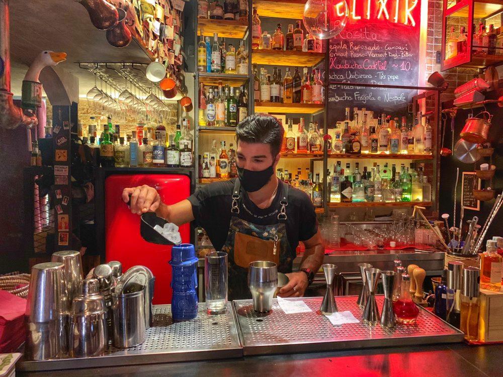 Francesco Mazzella bartender del porto 51