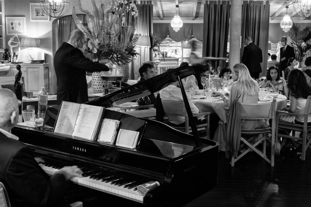Franco Mare, tra sala e musica