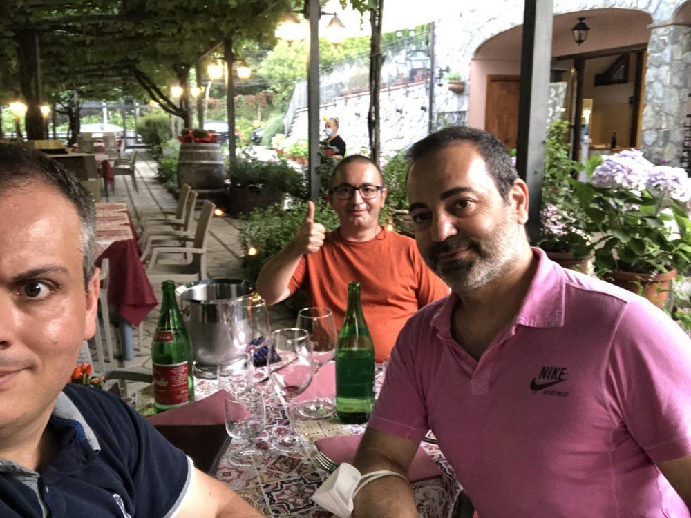 Il frescale - Io, Mario e Alberto