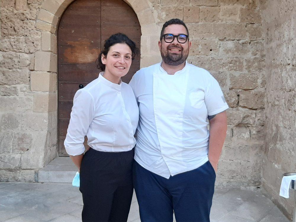 Katia De Mitry e Cosimo Russo