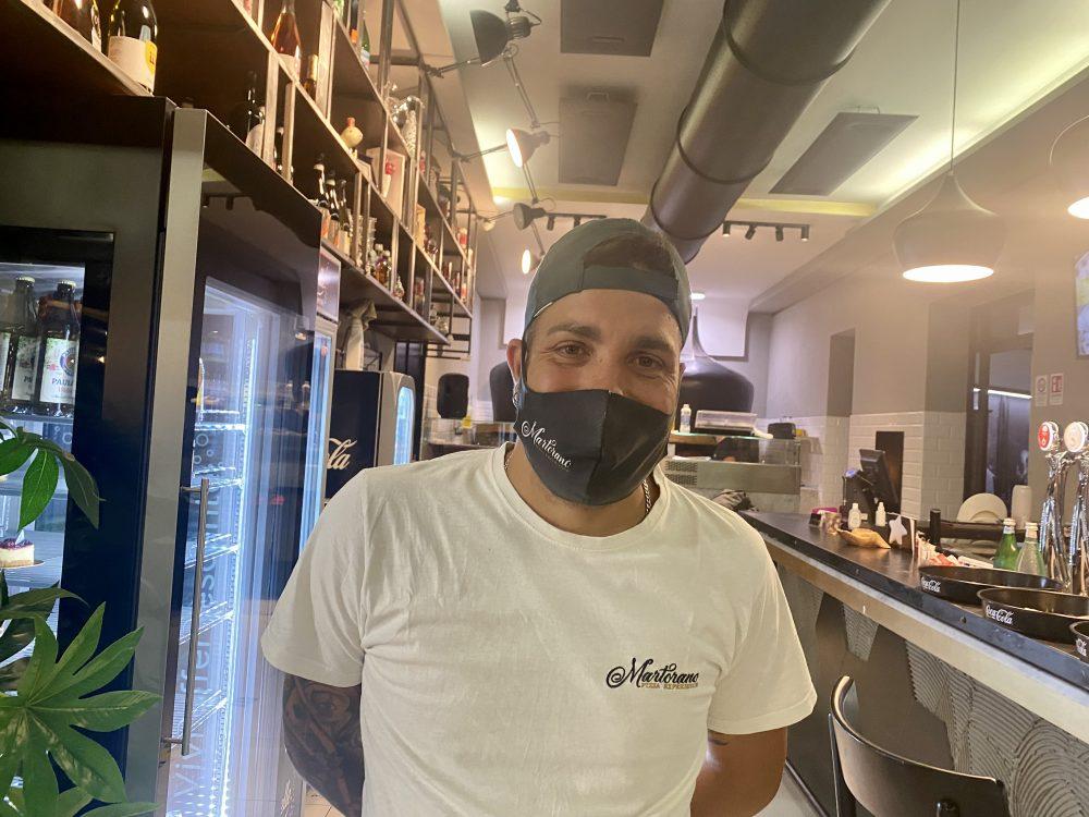 Martorano Pizza Experience - Michele Martorano