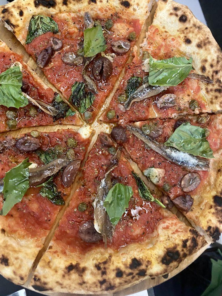 Martorano Pizza Experience - Napoletana