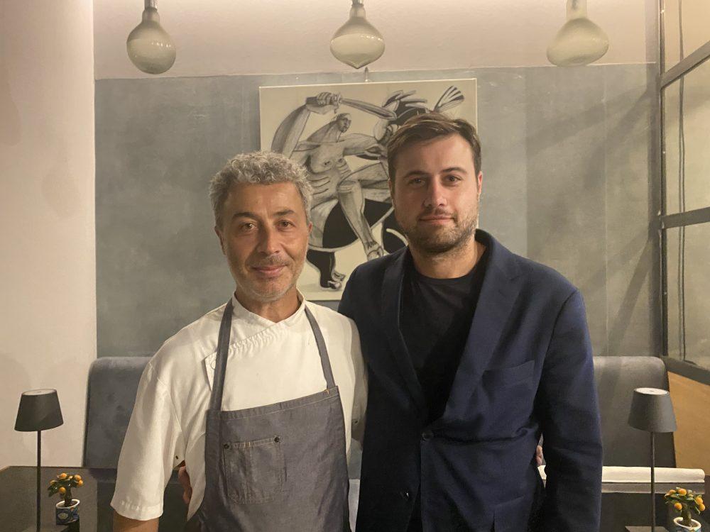 Michelasso - Angelo Gravino e Giorgio Zoccolella