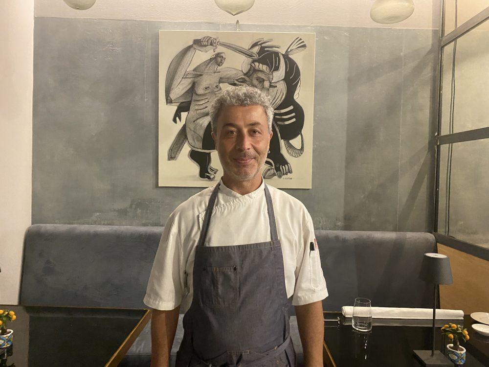 Michelasso - Chef Angelo Gravino