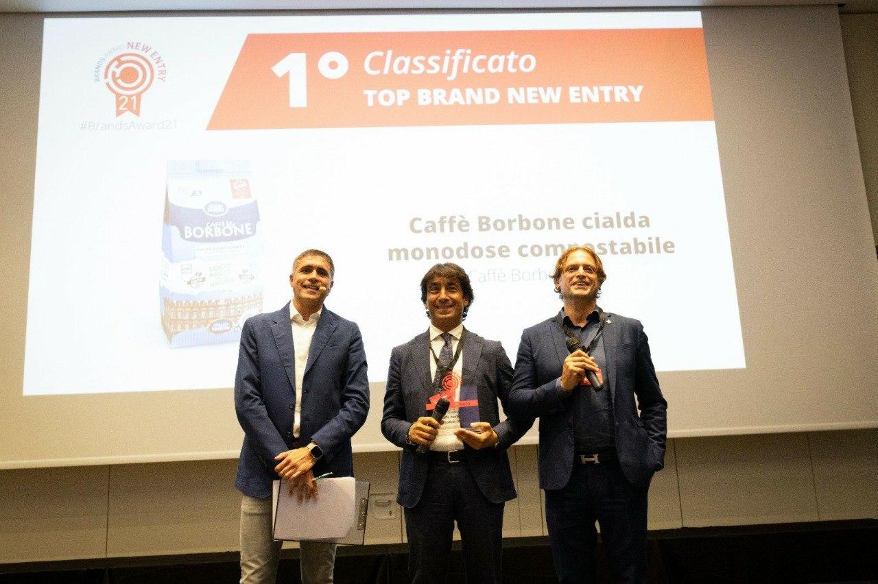 New Entry Brands Award
