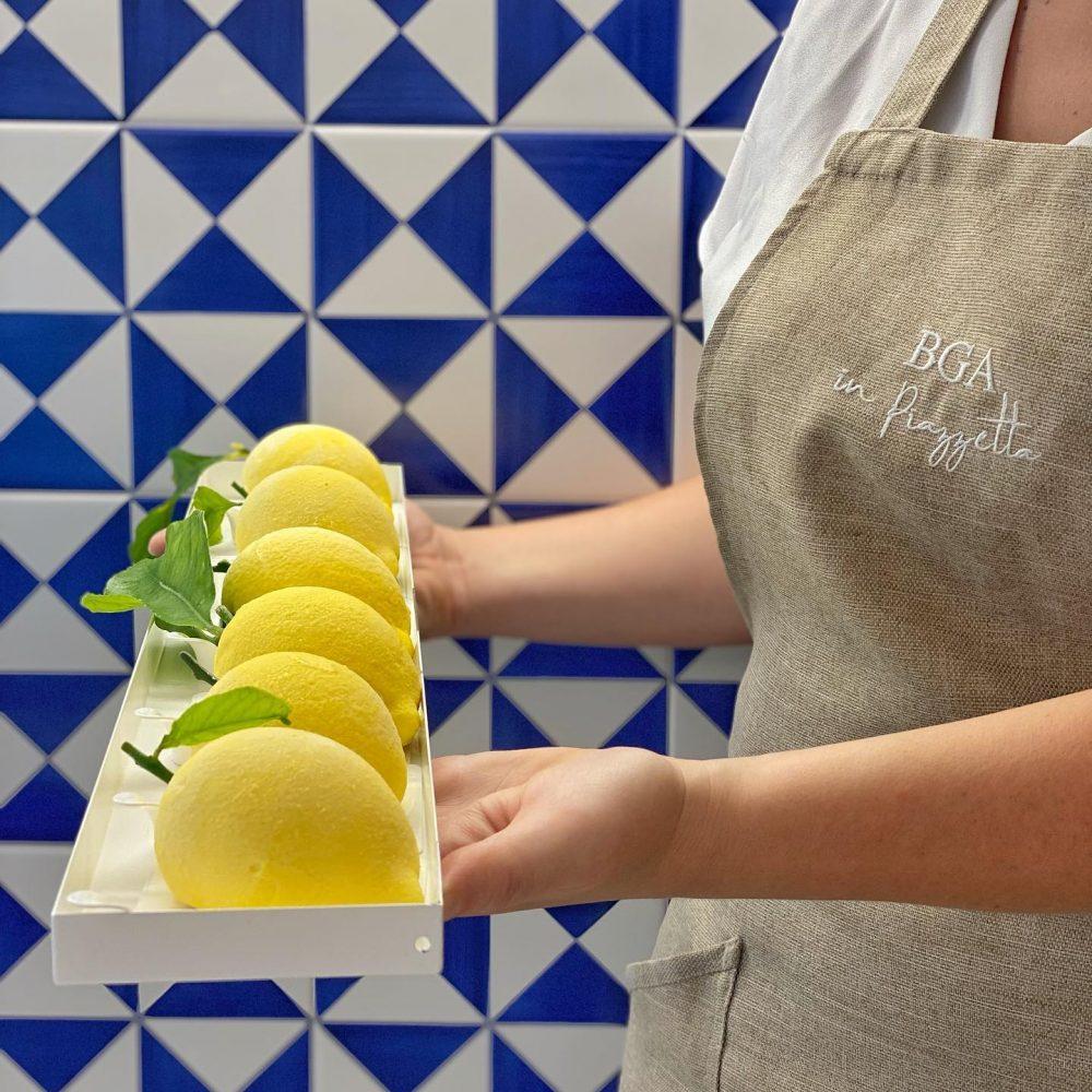 Pasticceria BGA 1970 - Dessert Limoni di Capri