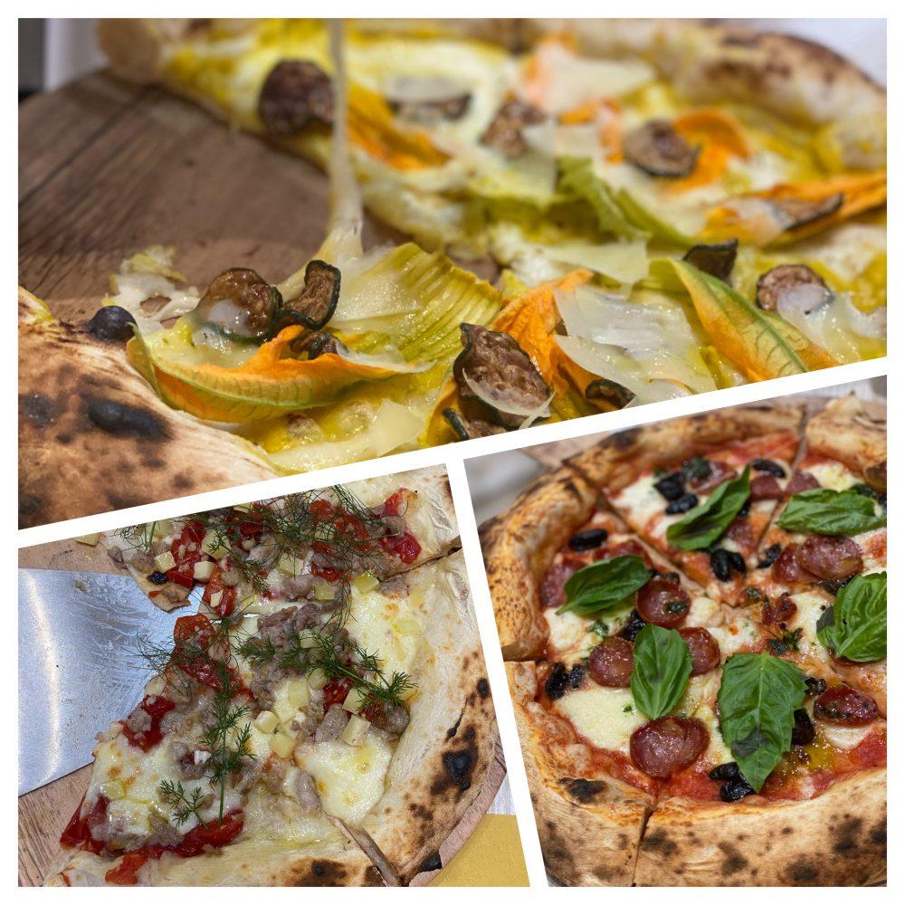 Pizze Sasa' Martucci I Masanielli