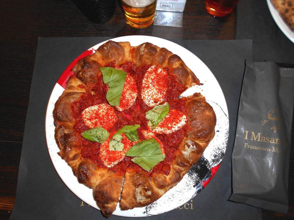 Pizzeria I Masanielli - Crusco