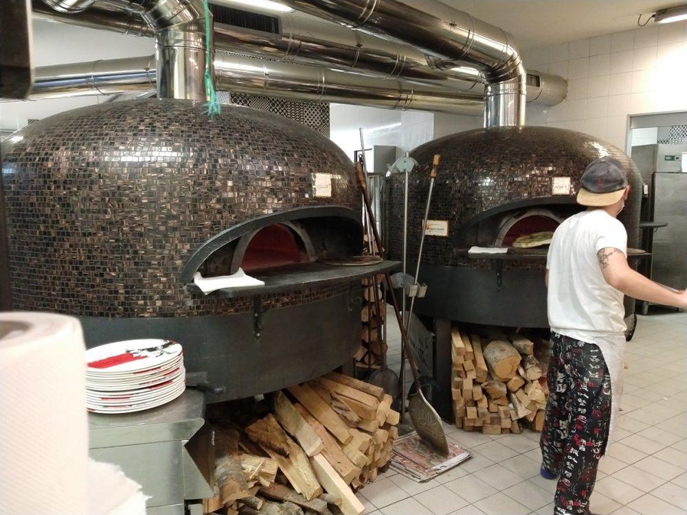 Pizzeria I Masanielli - I Forni