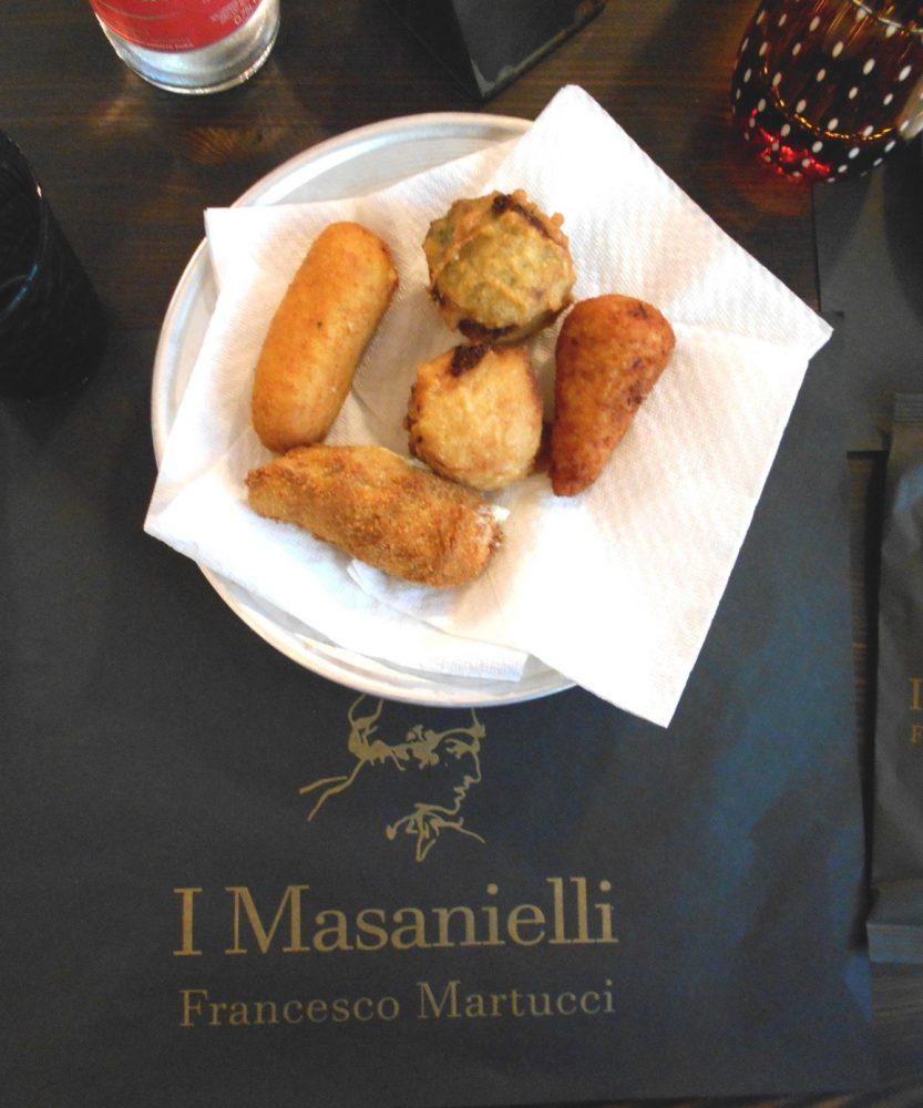 Pizzeria I Masanielli - I Fritti