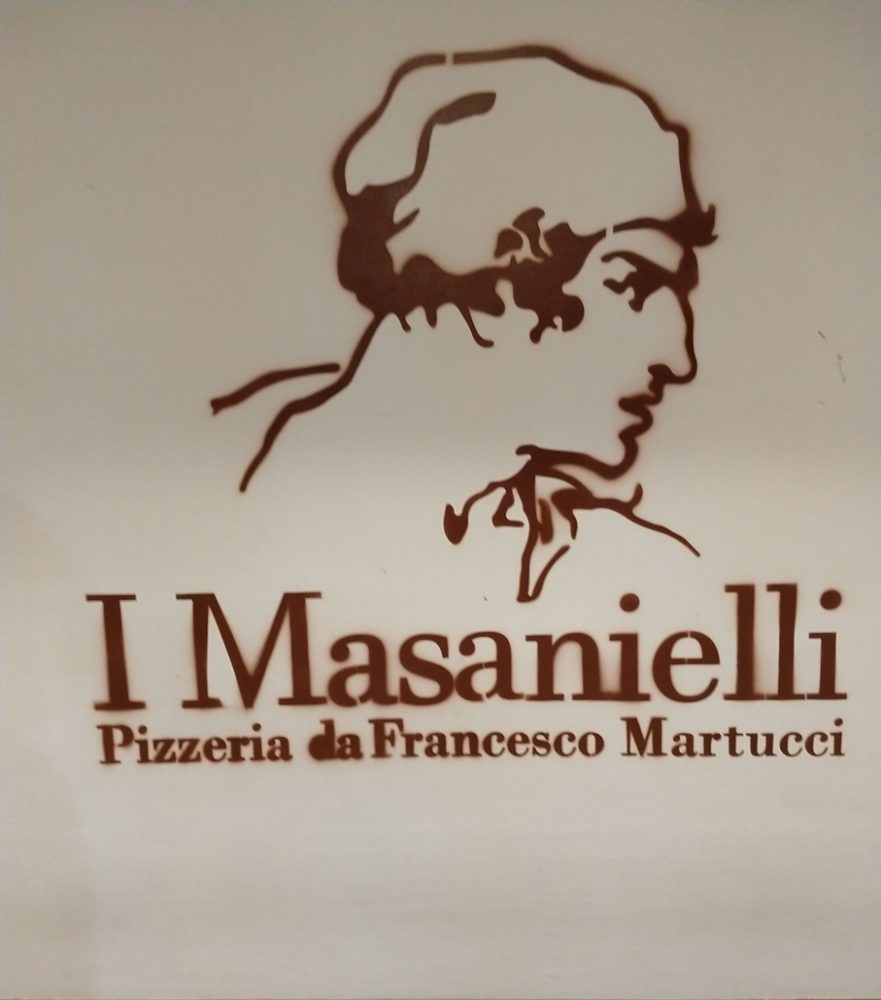 Pizzeria I Masanielli - Logo