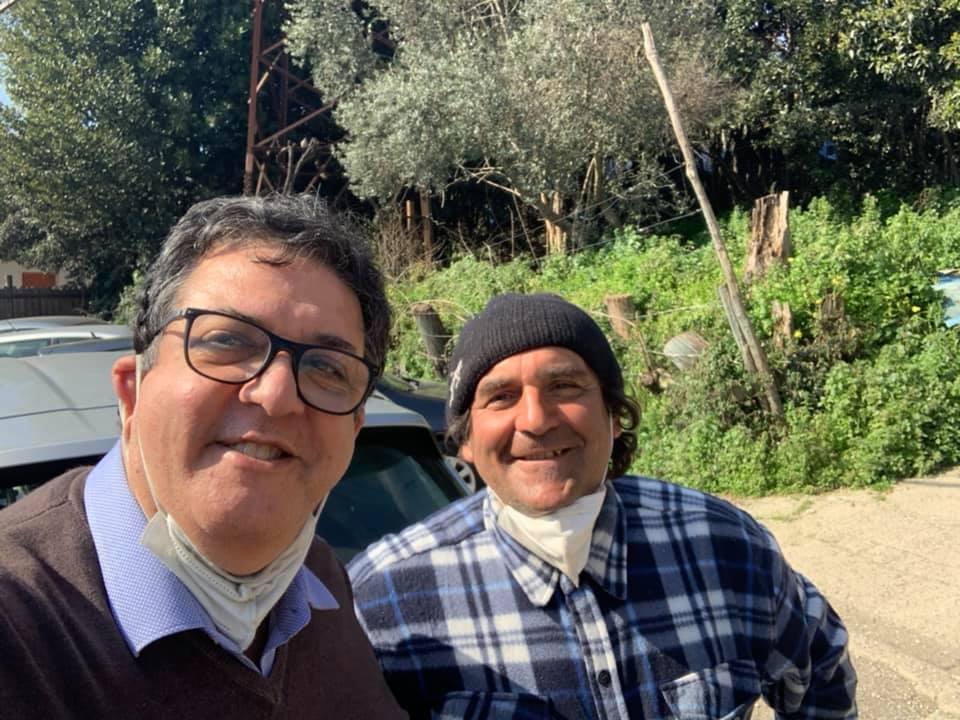 Raffaele Moccia a Luciano Pignataro