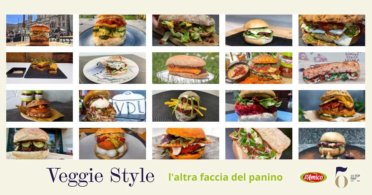 Panini Veggie Style 2021