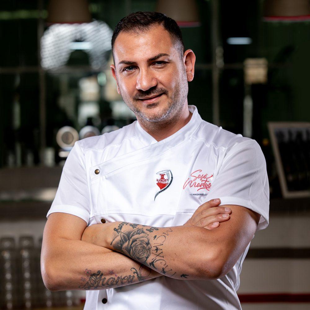 Sasa' Martucci I Masanielli