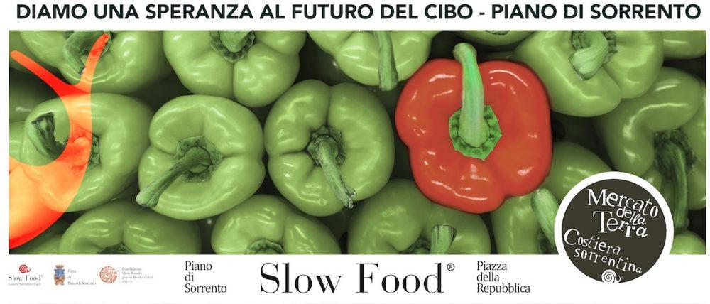 Slow Food - Il mercato della terra