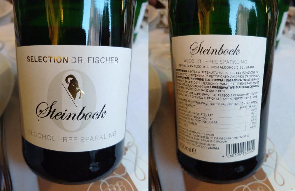 Steinbock Alcohol Free