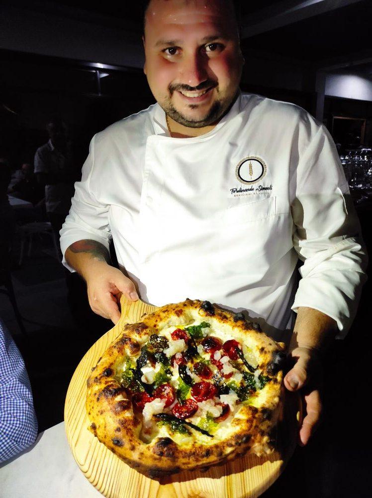 Equilibri di Gusto - pizza Profumi del Golfo