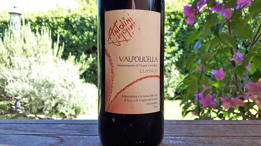 Valpolicella Classico 2007 Antolini