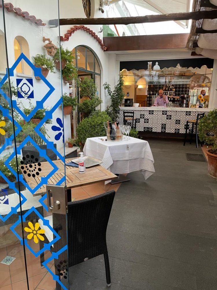 DUBL AL SALVATORE - Dubl al ristorante Salvatore a Ravello