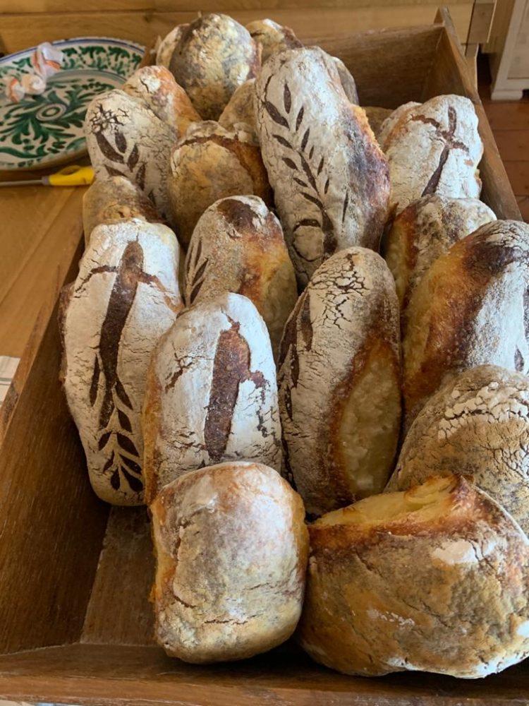 DUBL AL SALVATORE - Il pane con il progetto Il pane non si butta