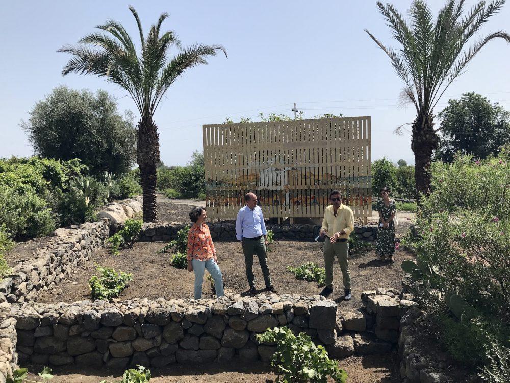 Giardino pantesco a Radicepura con Mario Faro
