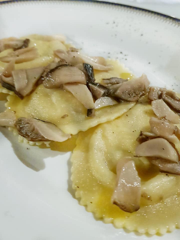 Luna Buciarda - pasta fresca ripiena di ricotta bagnolese