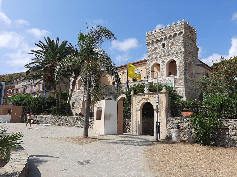 Palazzo Vinciprova a Pioppi