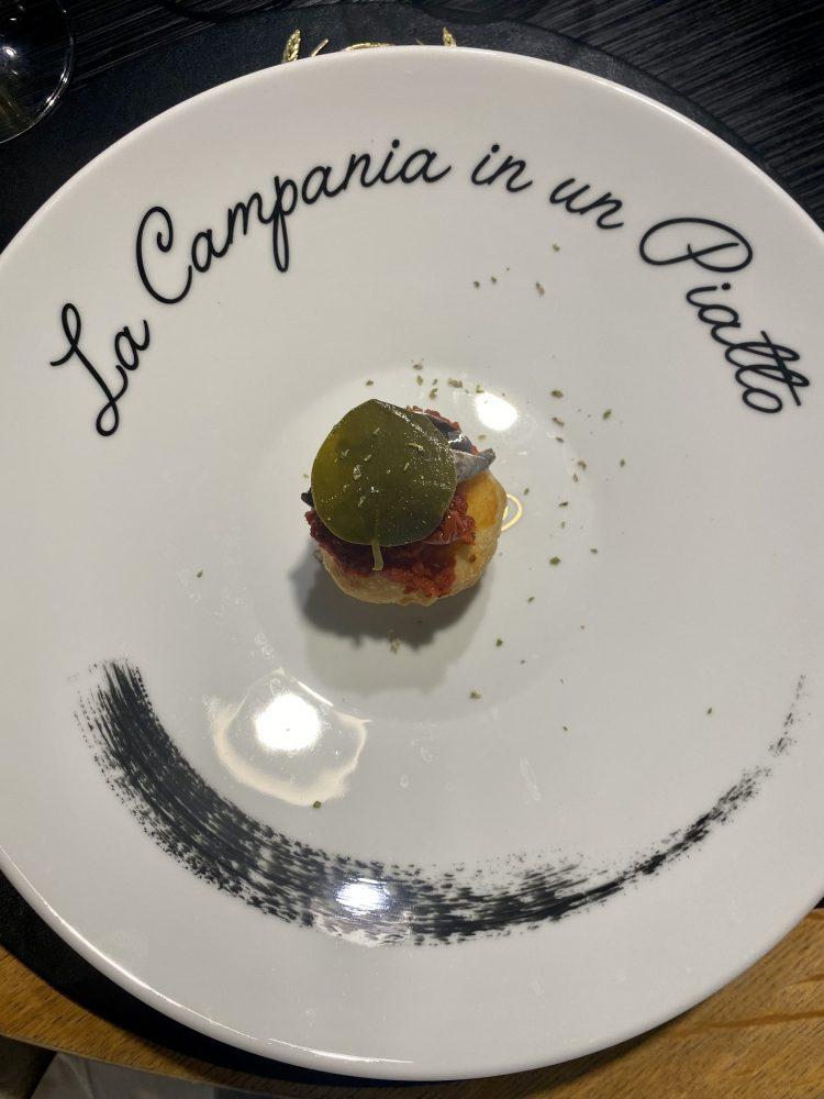 Pizzeria Da Lioniello - Montanarina fritta