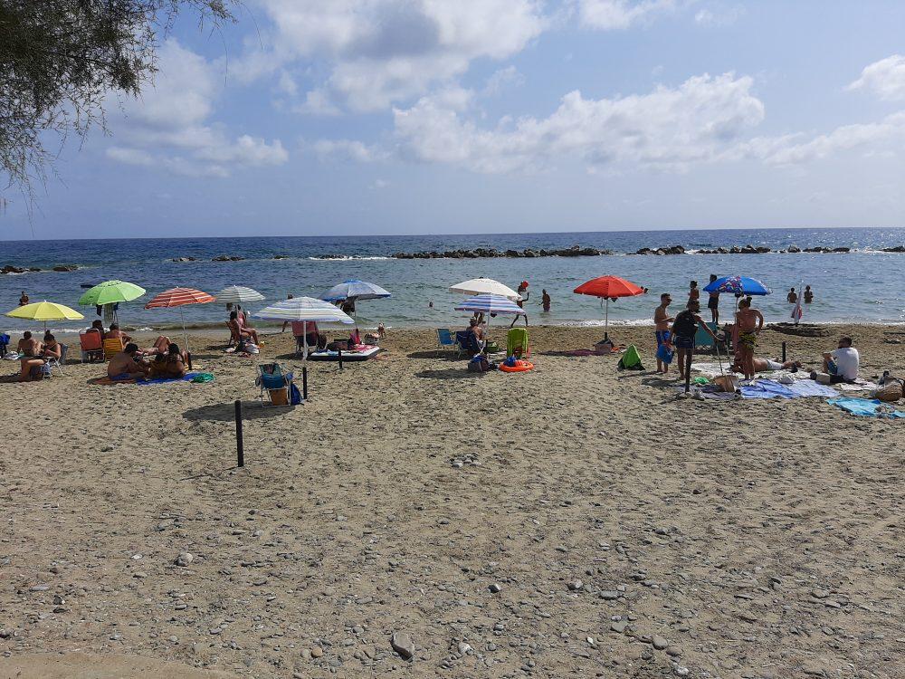 Spiaggia di Pioppi