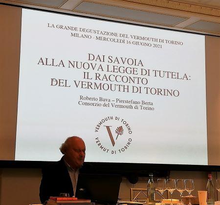 Vermouth di Torino IG - Conferenza stampa