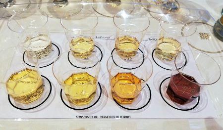 Vermouth di Torino IG - in degustazione
