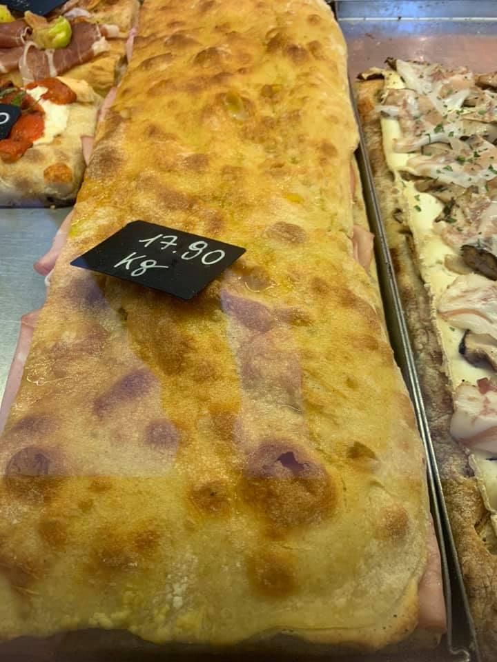 Lievito pizza, pane