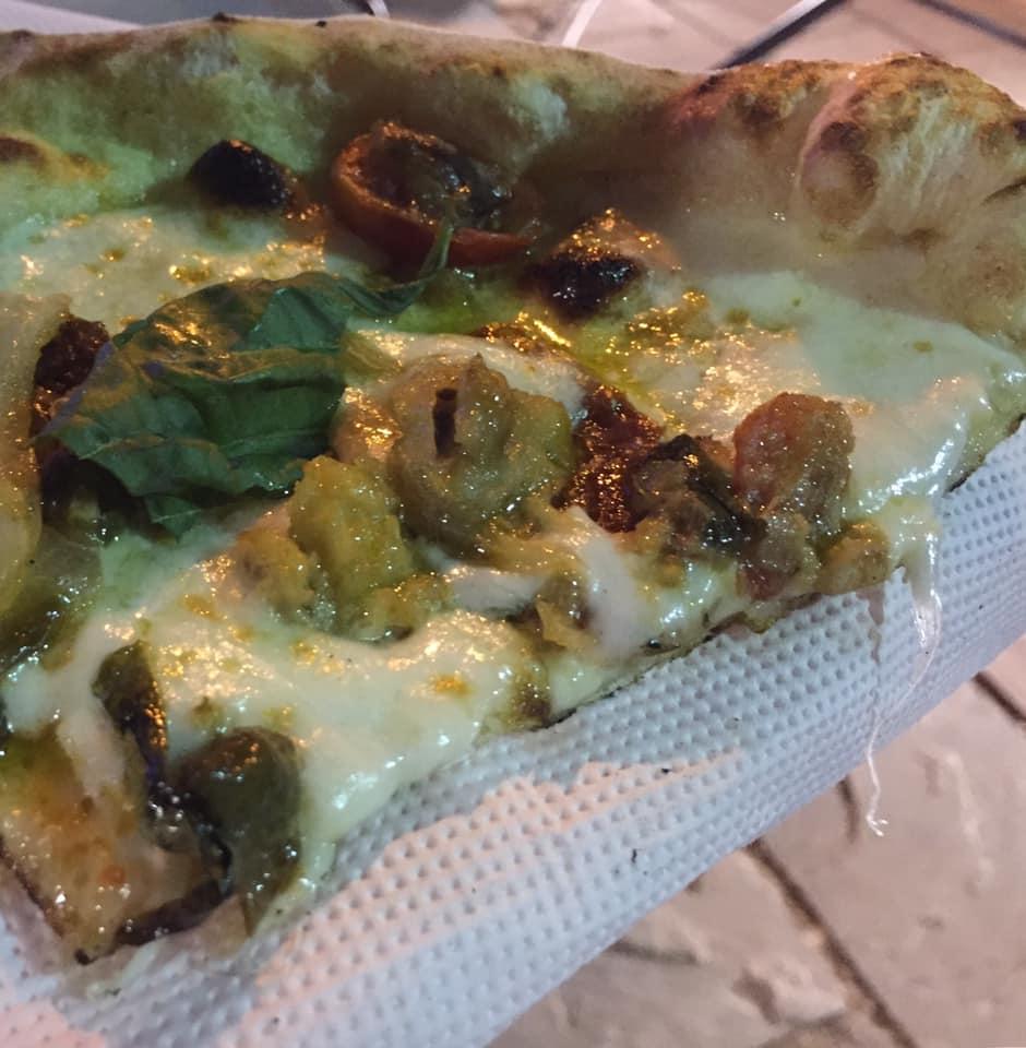 Vatolla, la pizza Da Zero con ciambotta
