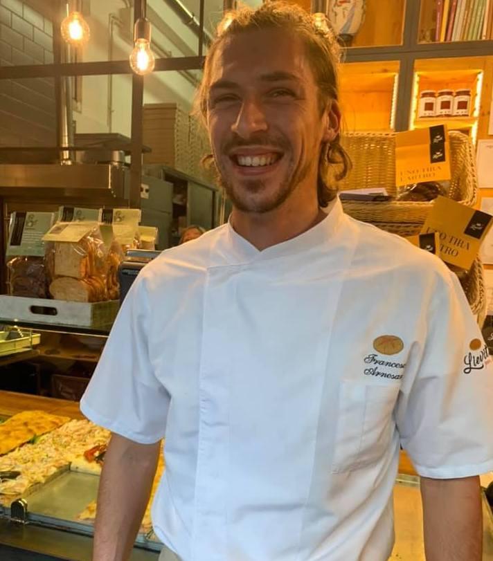 Lievito pizza, pane - Francesco Arnesano