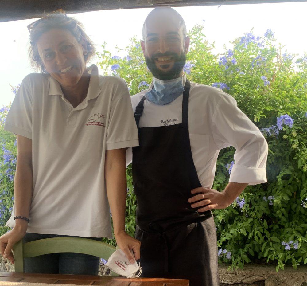 Bartolomeo Regine e Francesca Novelli