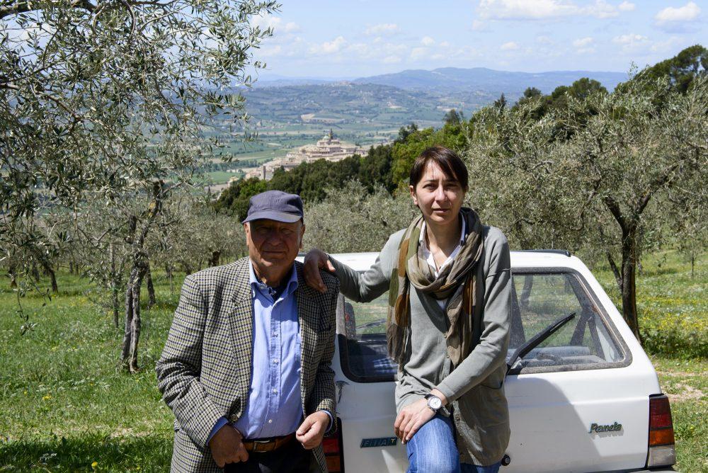 Irene e Angelo Guidobaldi
