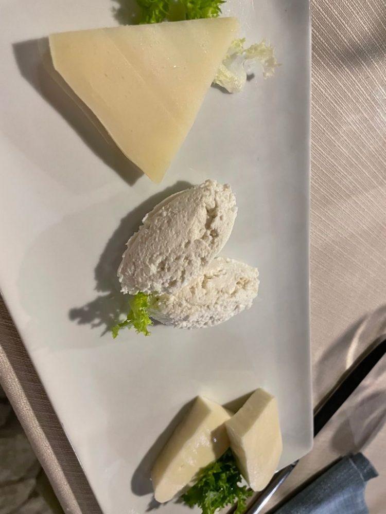 CELLAIO - Provolone, ricotta e fior di latte