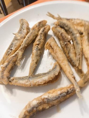 Da Gigino Agerola Alici fritti
