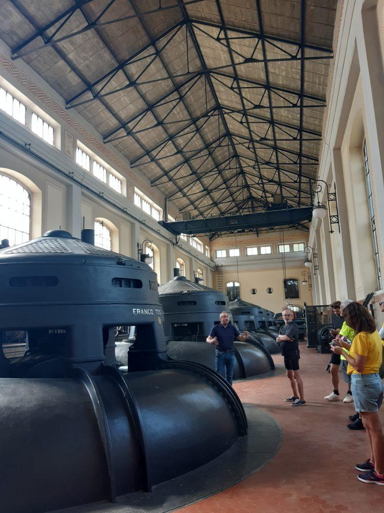 Interno Museo della Bonifica