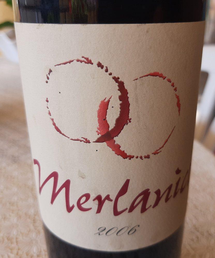 Merlanico 2006 Vino da Tavola Barone Pizzini