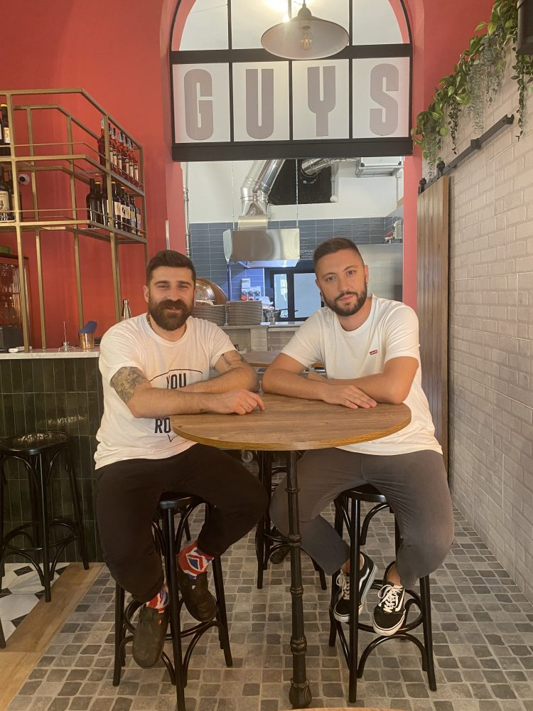 Pizza Guys - Nicola Gravina e Carmine Raucci