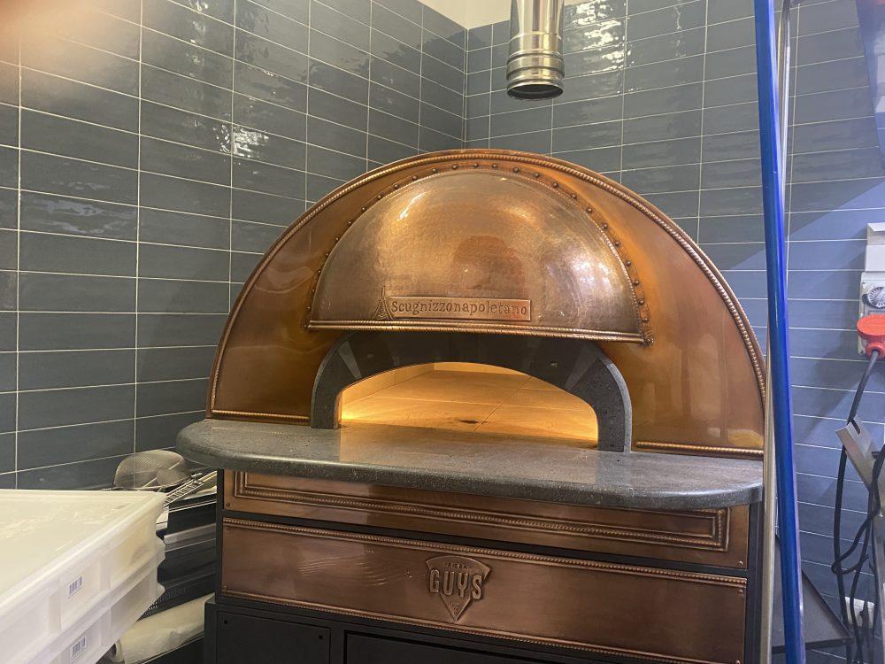 Pizza Guys - forno