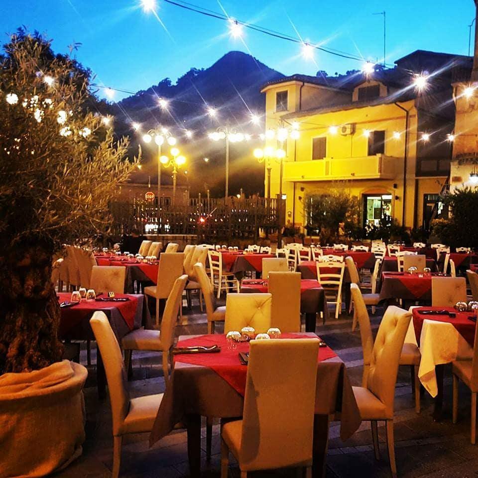 Santa Caterina Pizzeria Napoletana Ristorante Gioiosa Ionica