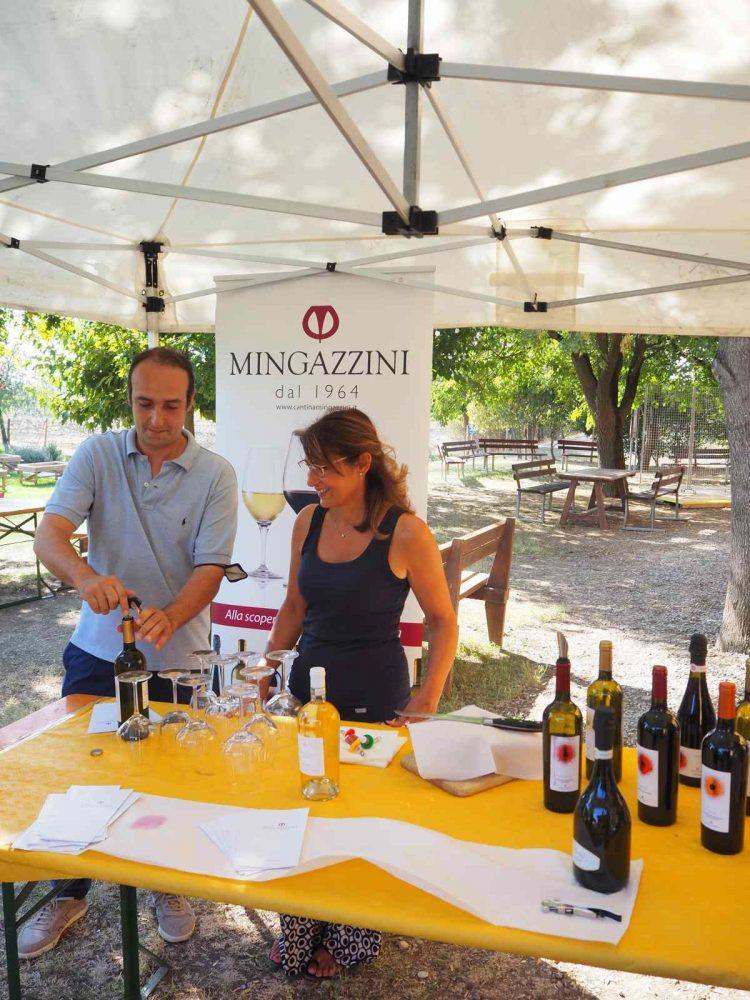 Tasting Cantine Mingazzini