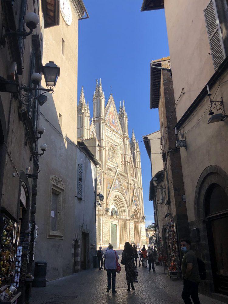 Tra i vicoli di Orvieto