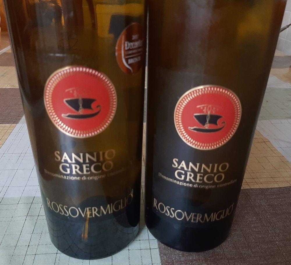 Vini Sannio Greco Rossovermiglio