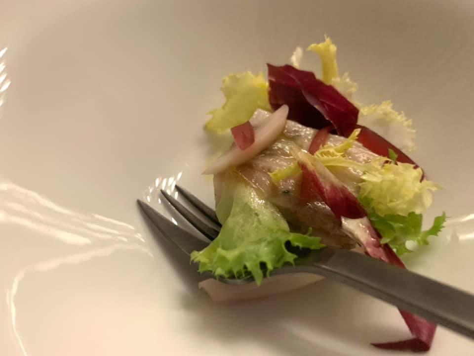 Palagio - Testina di maialino con insalata