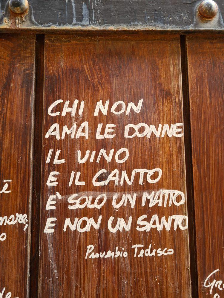 Enoteca Campi Taurasini - Frase