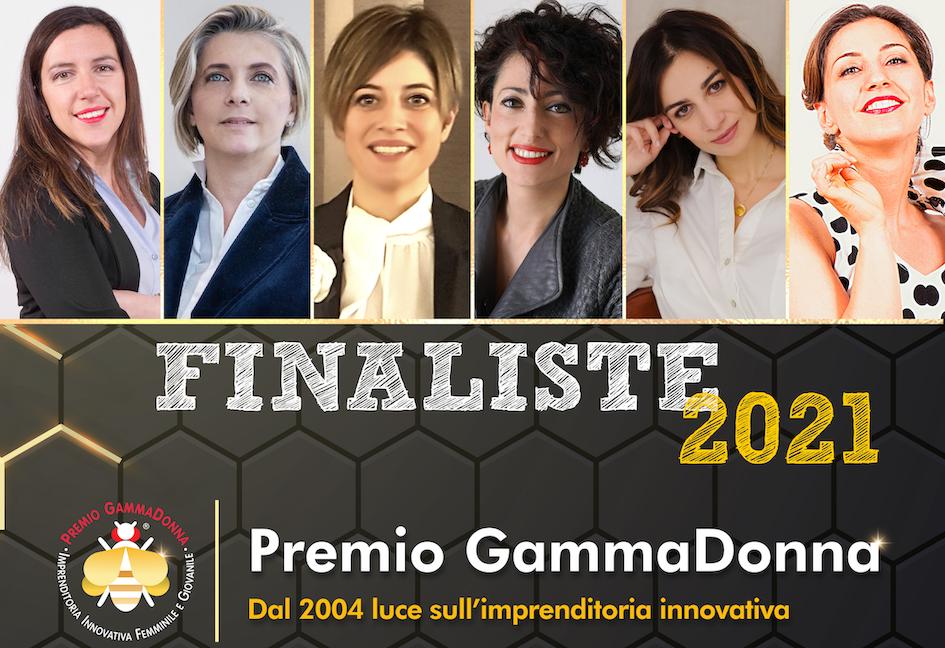 Finaliste GammaDonna2021