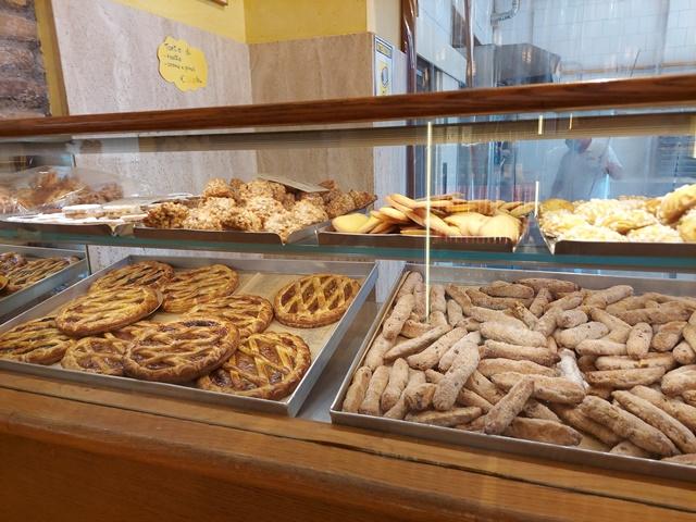 Forno Campo de' Fiori - alcuni dolci da forno